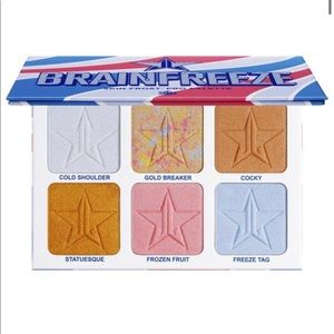 Jeffree Star Skin Frost BrainFreeze Palette